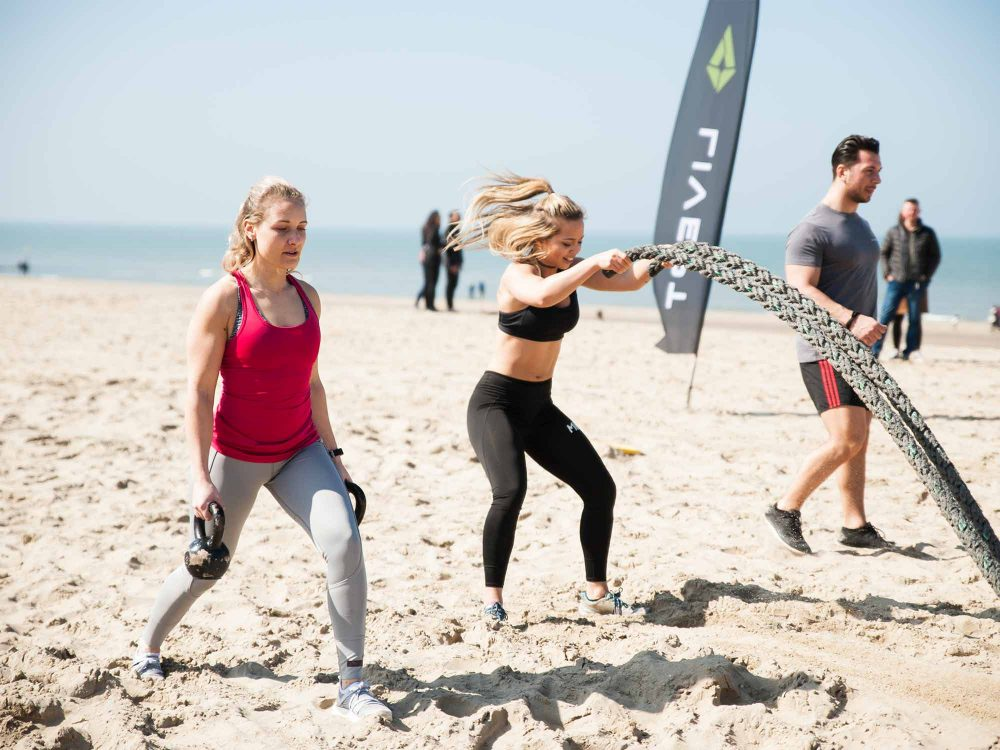FITNESS OP STRAND